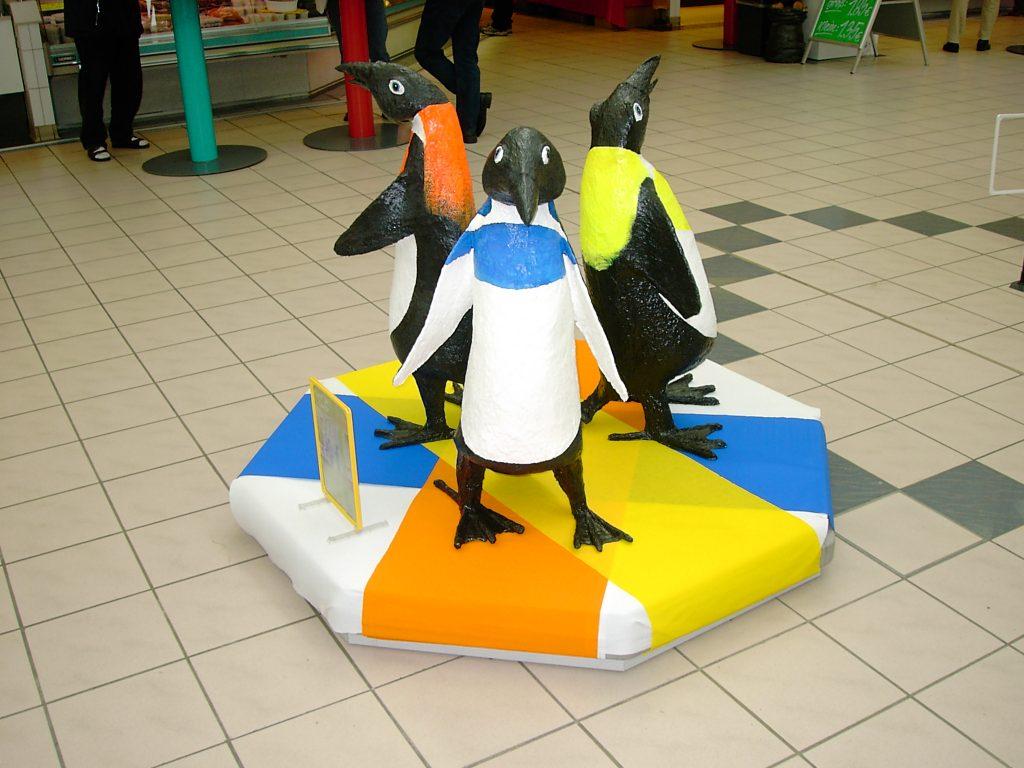 Die Pinguine aus Vellmar