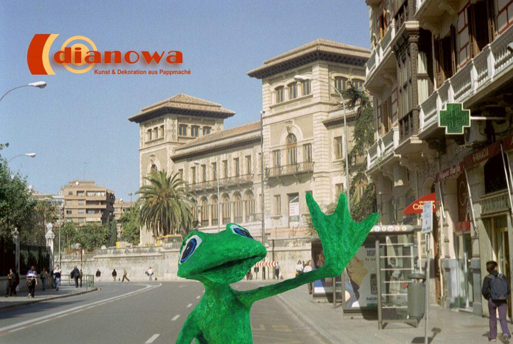 Grüße aus Granada